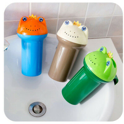 Shower Cup Baby Bath Toy Bathing Water Pouring Shampoo Rinse Hair Wash B