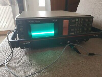 Oscilloscope  Philips  PM 3065 100mhz