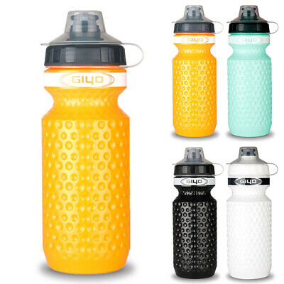 600ML Outdoor Sports Water Bottle Mountain Cycling Bike Bicycle 5 Optional Color