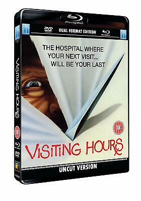 Visiting Hours Blu-ray DVD (Dual Format)