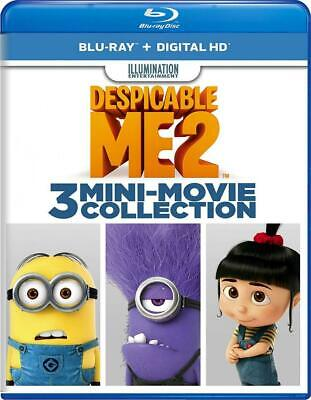 Despicable Me 2: 3 Mini-Movie Collection [Blu-ray] [Import]