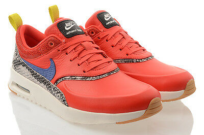online retailer 32f17 ebe37 Chaussures Wmns Nike Air Max Thea LX Femmes Exclusif de Sport Baskets Gr. 38 ,