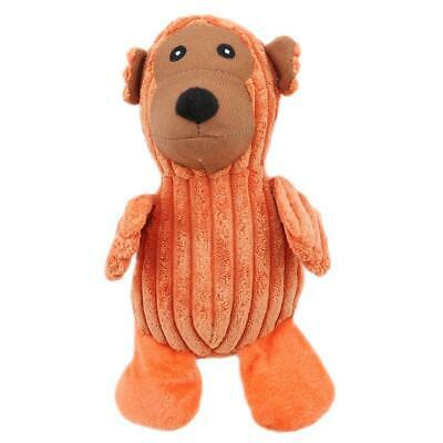Soft Pet Puppy Chew Play Squeaker Squeaky Cute Plush Sound For Dog Funny Toy LJ