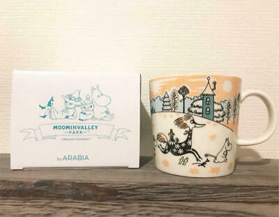 Moomin mug Arabia 2019 NEW Moomin Valley Park Japan Limited mug open anniversary