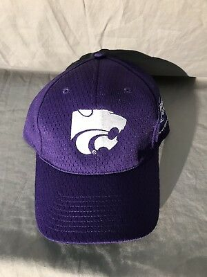 reputable site 81bd4 40c76 New Kansas State Wildcats NCAA Ball Cap Hat Purple Bud Light One Size Port  Auth