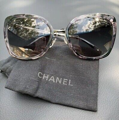 02d84588ec4c CHANEL 4209 POLARIZED Sunglasses – Beautiful Design – Authentic (V14 ...
