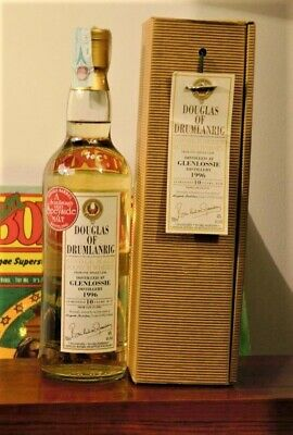 Whisky Glenglossie 1996 10 ans