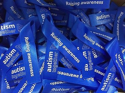 Get Your Blue On Ribbons to raise Autism Awareness