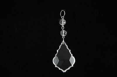 Classic Chandelier Crystal Pendalogue Lamp Ornament Sun catcher Holiday Hanging