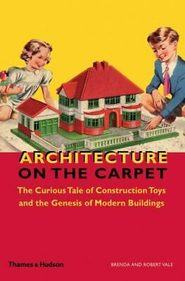NEW Architecture on the Carpet By Brenda Vale Hardcover Free Shipping