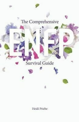 NEW The Comprehensive Enfp Survival Guide By Heidi Priebe Paperback