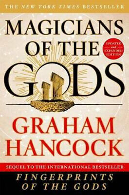 NEW Magicians of the Gods By Graham Hancock Paperback Free Shipping