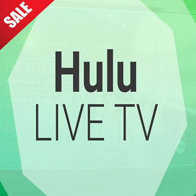 🔥DISCOUNTED🔥Hulu Premium Account + NO COMMERCIALS - 1 YEAR + WARRANTY