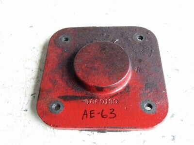 New Holland 9860200 Bevel Gearbox Cap Cover 1411 Disc Mower Conditioner Moco 986