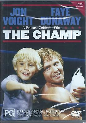 The Champ Dvd. 1979 .(Jon Voights . Faye Dunaway ) New And Sealed