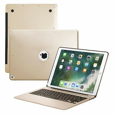 09ef1a1e011 F07 WIRELESS ALUMINUM Keyboard Case For iPad Pro 12.9