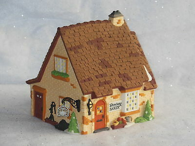"Dept. 56 ""Wrenbury Baker"" Dickens series Heritage village collection #58333"