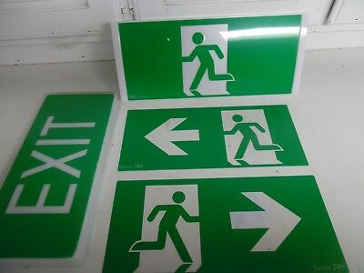 Man Cave Signs Exit Directions