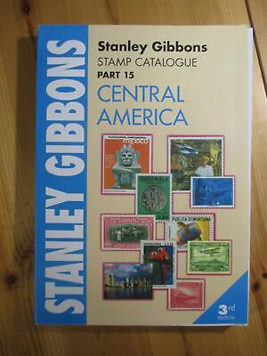 VEGAS - 2007, 7th Edition, Stanley Gibbons Central America Stamp Catalogue CV112