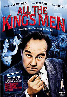 All The King's Men (Broderick Crawford) New Dvd