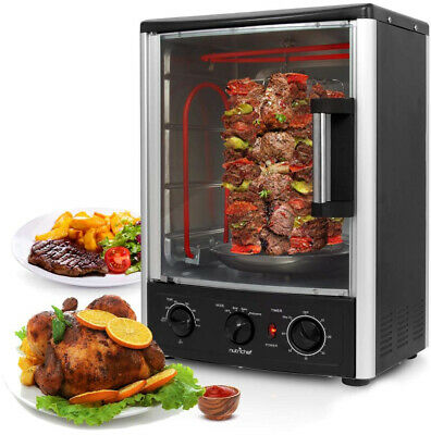 Rotisserie Oven Multi-Function With Bake Adjustable Settings And 2 Shelves