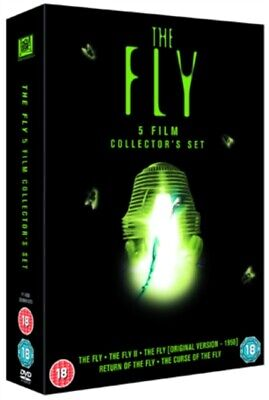 The Fly: Ultimate Collector's Set *NEW* DVD / Box Set