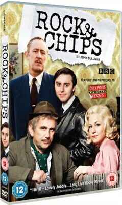 Rock and Chips *NEW* DVD