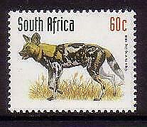 South Africa Cape Hunting Dog 1v issue 1998 MNH SG#1018