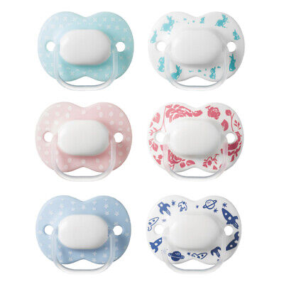 Tommee Tippee Closer to Nature Little London Baby Newborn Soothers 0-6months 2Pk