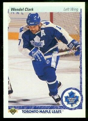 1990-91 Upper Deck Toronto Maple Leafs Team Set (26)