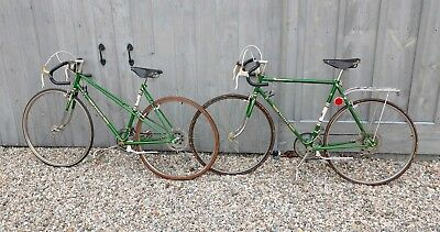 1974 PEUGEOT vintage His and Hers road bike Pair Very nice & clean! Unrestored!