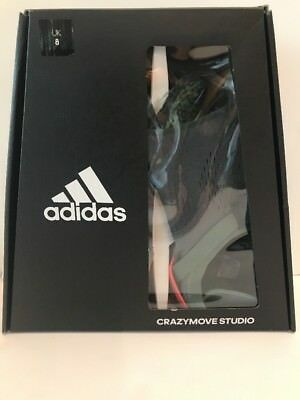 ADIDAS CRAZYMOVE STUDIO Yoga Shoes Dance Barre Pilates