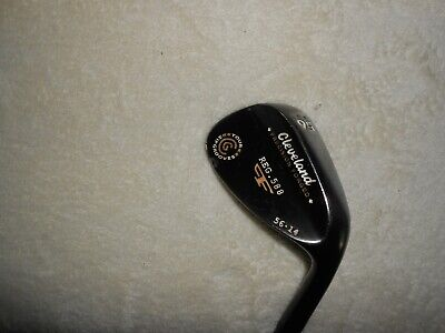 Cleveland Reg.588 F Forged Sand Wedge 56° / 14° Bounce, Wedge-Flex, Stahl *TOP*