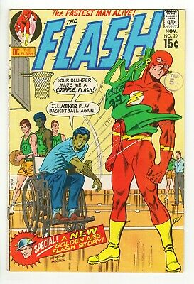 The Flash - No 201 - 1970 - HIGHER GRADE!!