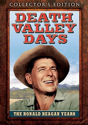 Death Valley Days - The Ronald Reagan Years (C New DVD