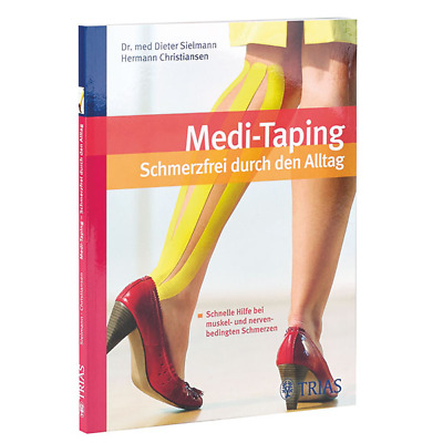 Book Medi-Taping Painfree through the Everyday Life