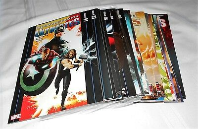 ULTIMATE COMICS THE ULTIMATES # 1-30 LOT Marvel missing# 2,5,17,19,28