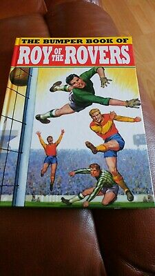 THE BUMPER BOOK OF ROY OF THE ROVERS 2008 titan books