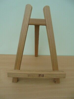 Vintage Lefranc & Bourgeois LB wooden table top Miro easel for display