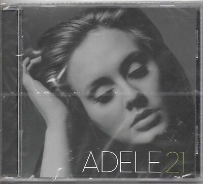 ADELE - 21 - 2011 CD Album  (New)   inc. Rolling In The Deep   *FREE UK POSTAGE*