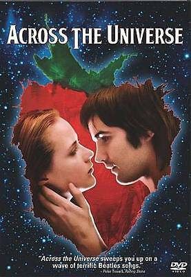 Across the Universe 2-Disc Deluxe Edition  [DVD] NEW! B1