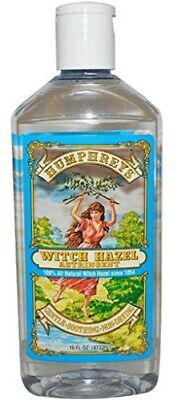 Humphrey'S Homeopathic Remedies Organic Witch Hazel Astringent - 16 Oz 3 Pack