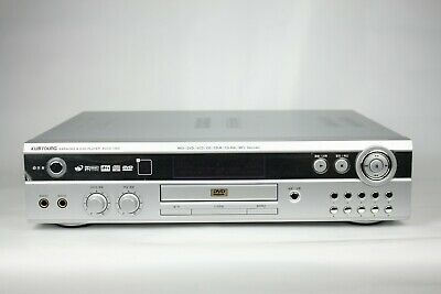 Kumyoung KDVD-1000 Korean Karaoke DVD Player with Kumyoung Vol 9 disc TESTED