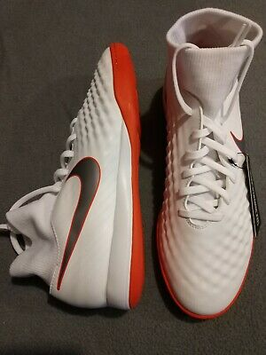 72ea2b45b Nike Magista ObraX II Academy DF IC Indoor Soccer Shoes AH7309-107 Size 10  NEW