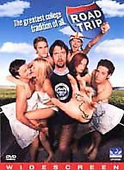 Road Trip (R-Rated Edition) WIDESCREEN DVD IN SLIM CASE, NO ART M1
