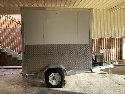Mobile Trailer / Portable Walk In Cool Room