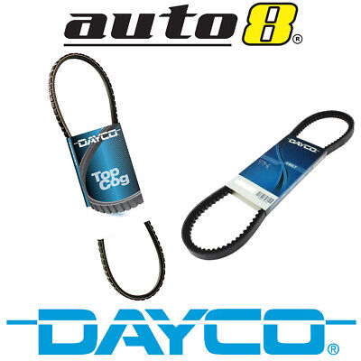 Dayco V-belt fits Chrysler Regal VG 4.0L Petrol 245ci 1970-1971