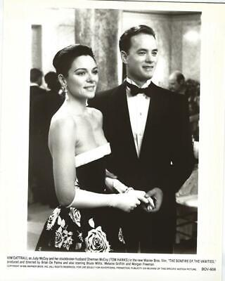 Tom Hanks and Kim Cattrall 8x10 Picture Photo Gorgeous Celebrity #1