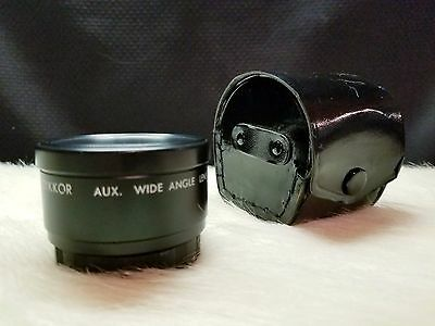 Zykkor Aux Wide Angle Lens Distance To Object 2M