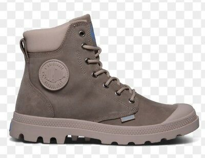 daf291ca82a NIB PALLADIUM PAMPA Sport Cuff WP Leather Nocturnal/White Men's ...